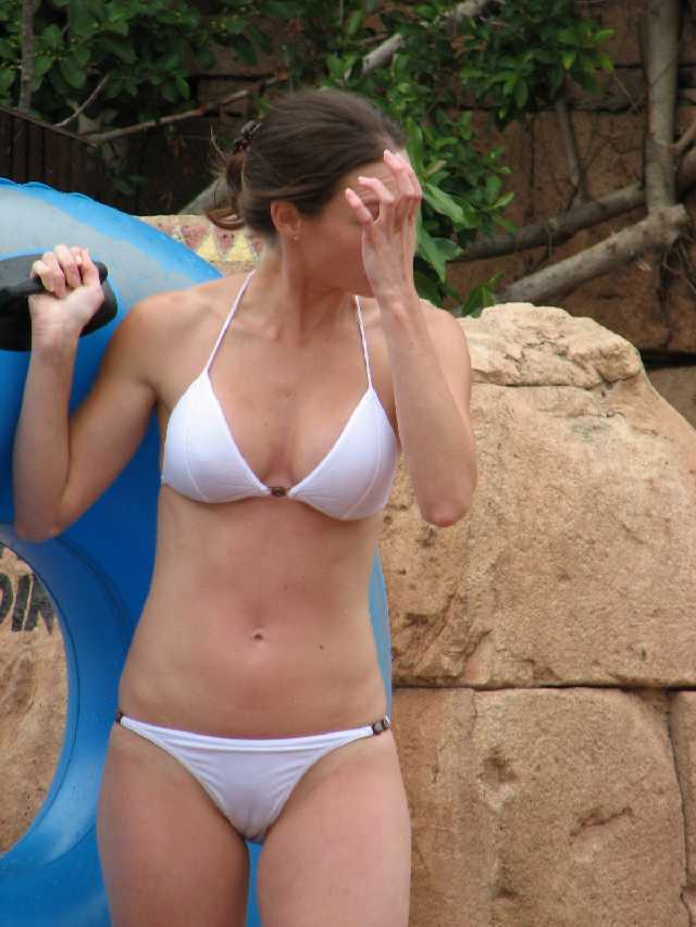 Water Park Camel Toe